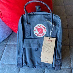 Fjallraven Kanken Classic Mini Backpack Graphite